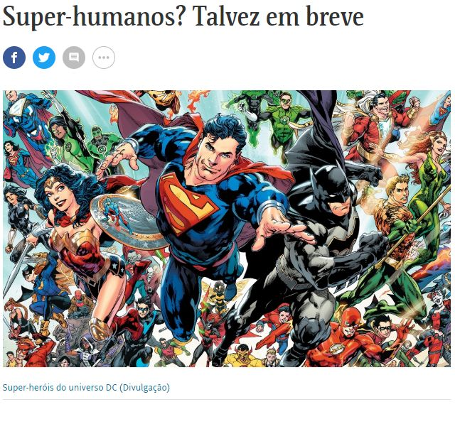 Sequenciamento de DNA - Super Humanos (1)