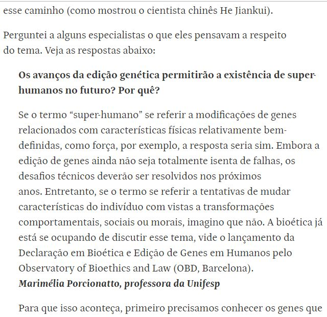 Sequenciamento de DNA - Super Humanos (8)